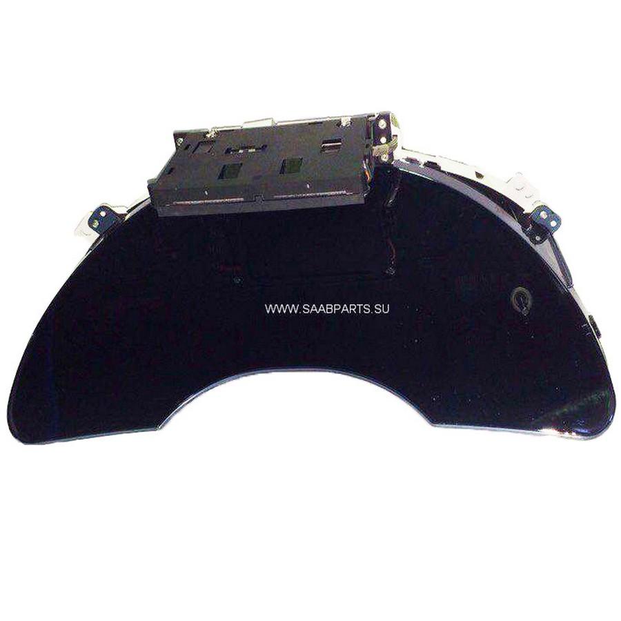 Приборная панель с дисплеем Chrysler Pacifica