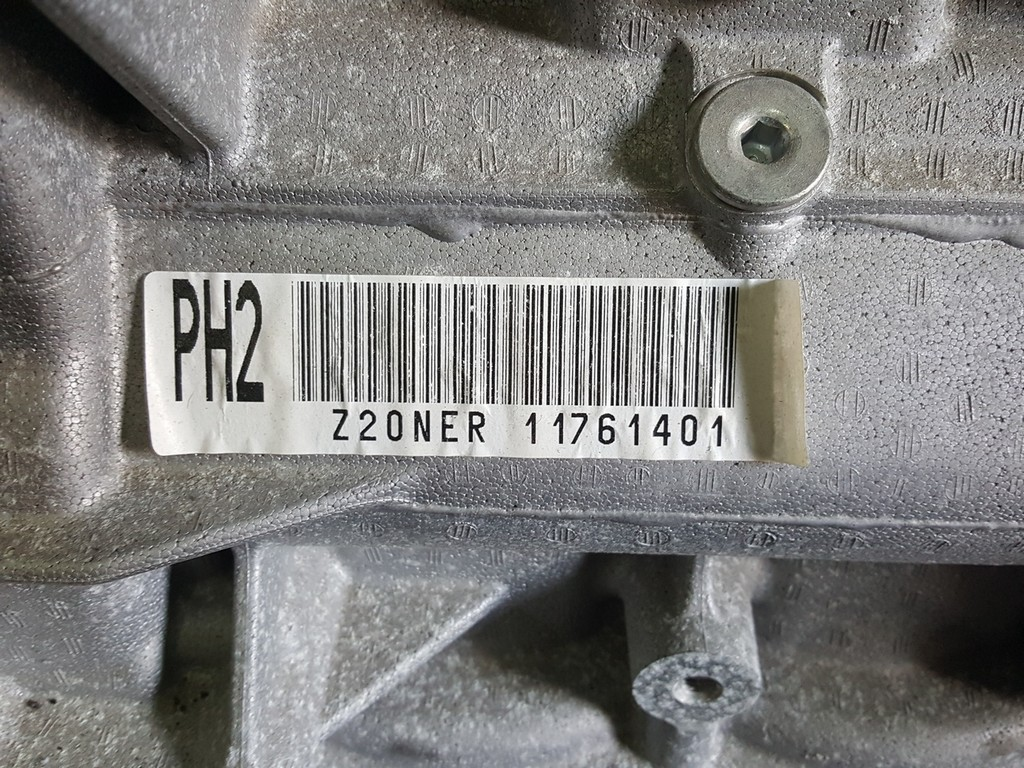Двигатель B207 SAAB 9-3