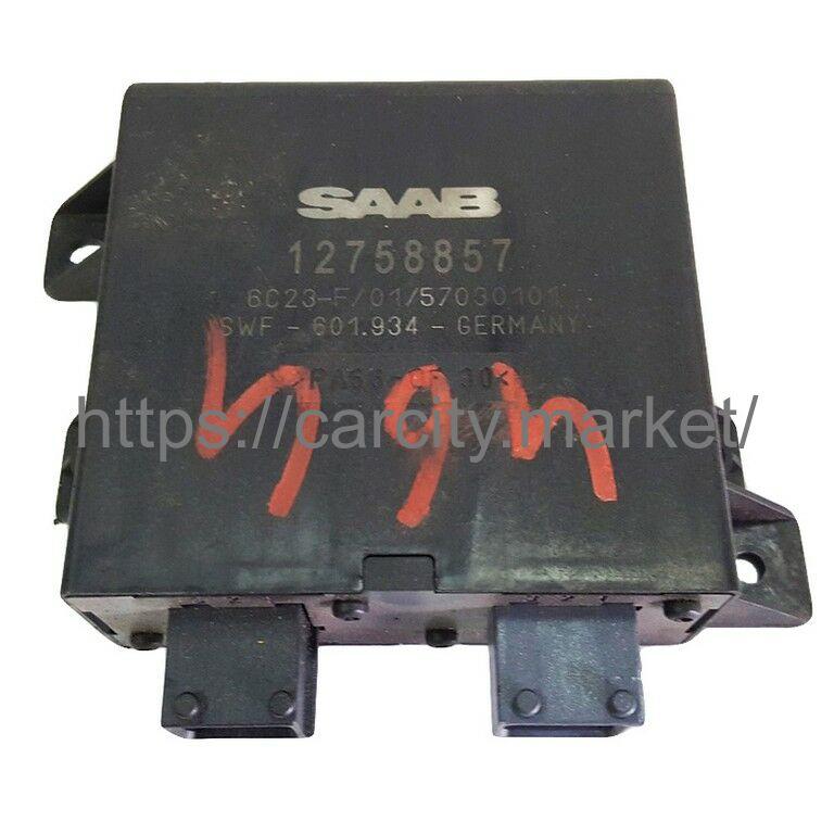 Блок управления парктроником SAAB 9-5