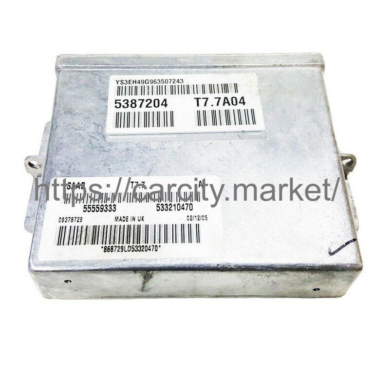 Электронный блок управления 5387204 SAAB 9-5