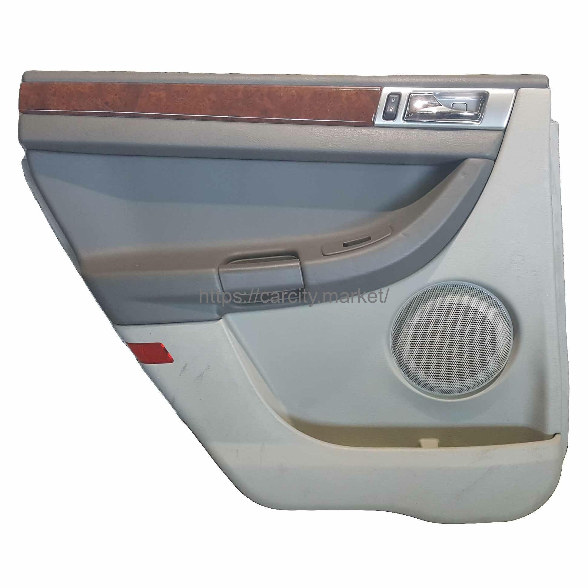 Обшивка двери задняя левая Chrysler Pacifica
