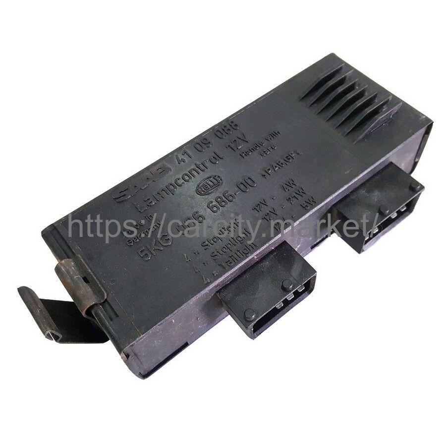 Реле контроля ламп SAAB 9000 1992-1995г