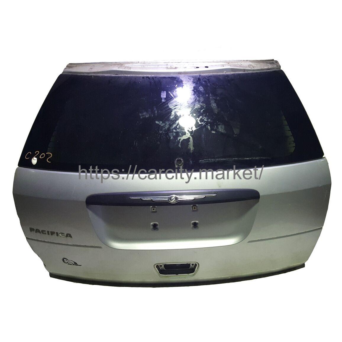 Дверь багажника Chrysler Pacifica