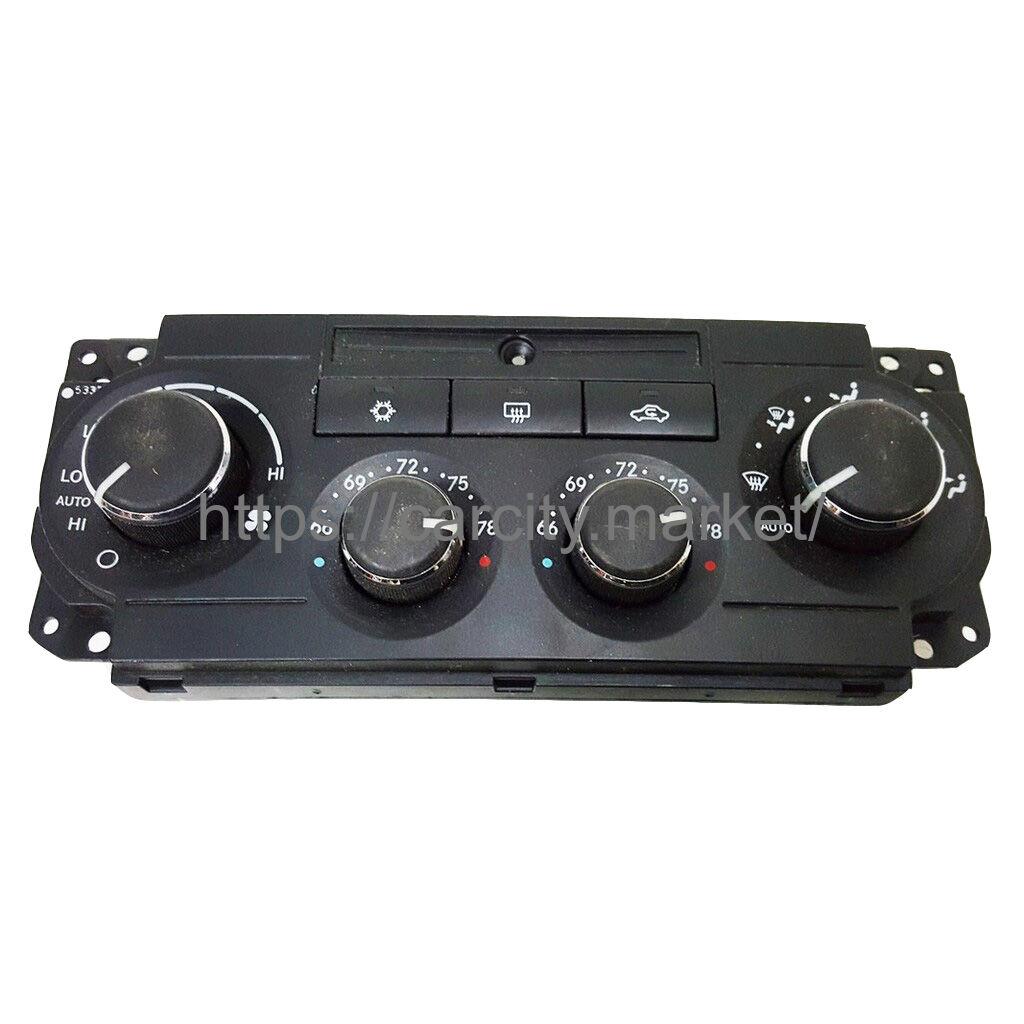 Панель управления Chrysler/Dodge