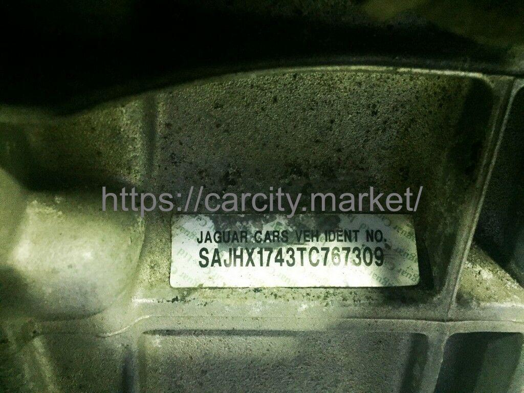 Двигатель Jaguar XJ 4.0L