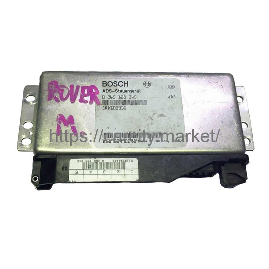 Электронный блок 25K4F Rover75