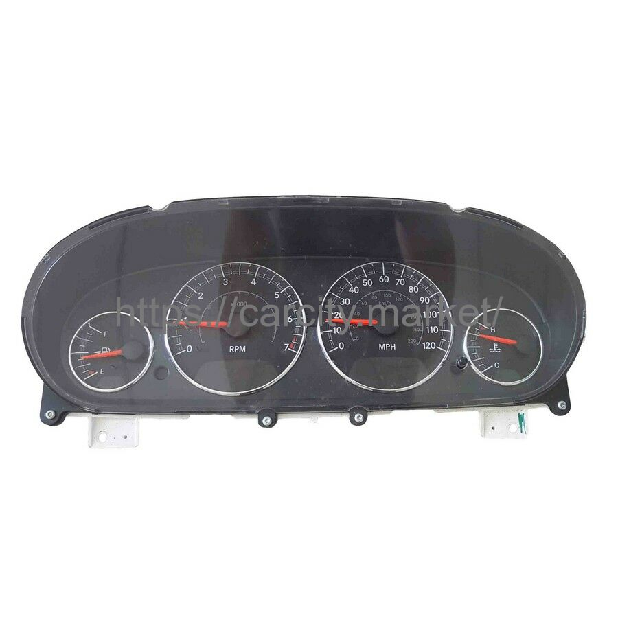Приборная панель Chrysler Sebring 2004-2006г