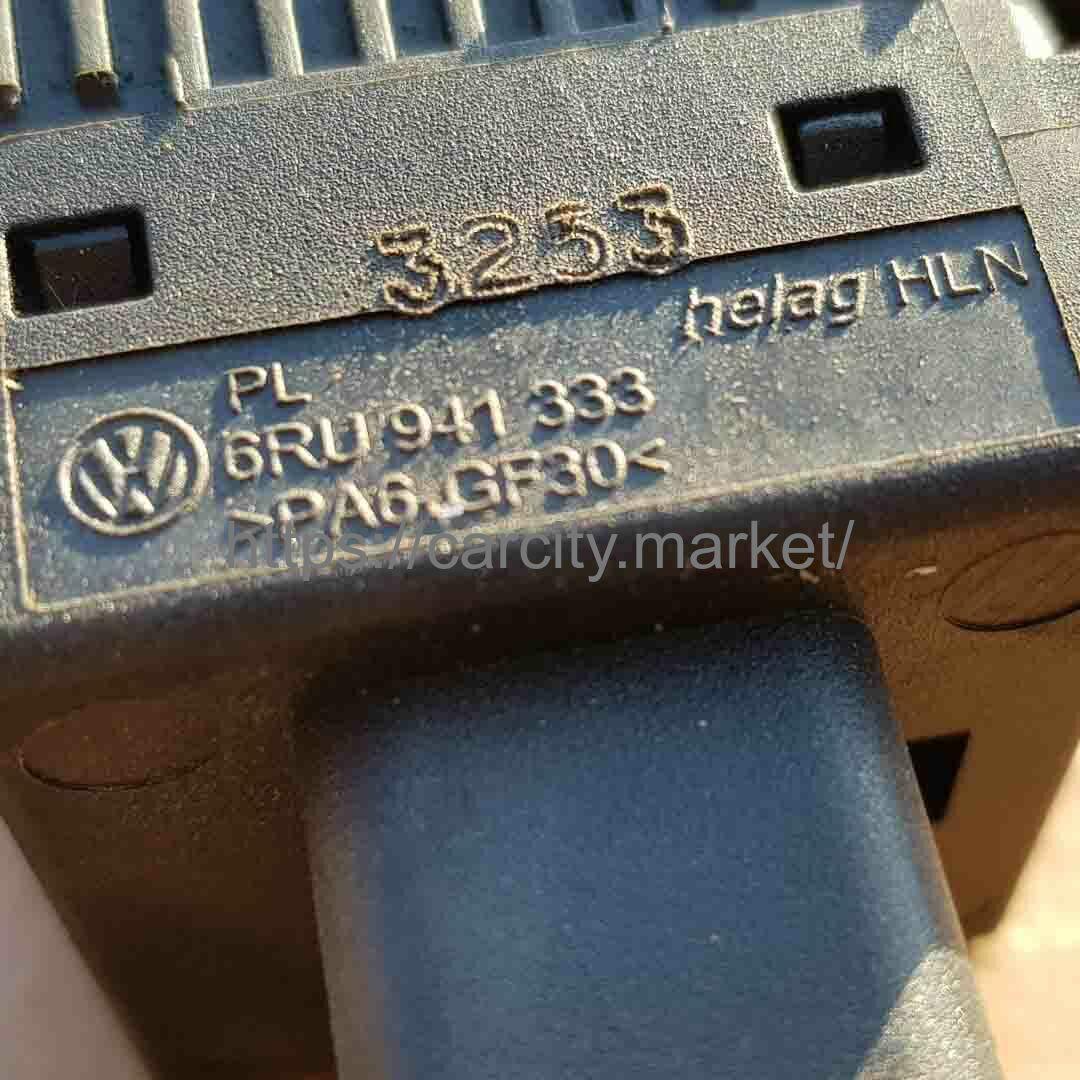 Кнопка корректора фар Volkswagen Polo 2011-2016г