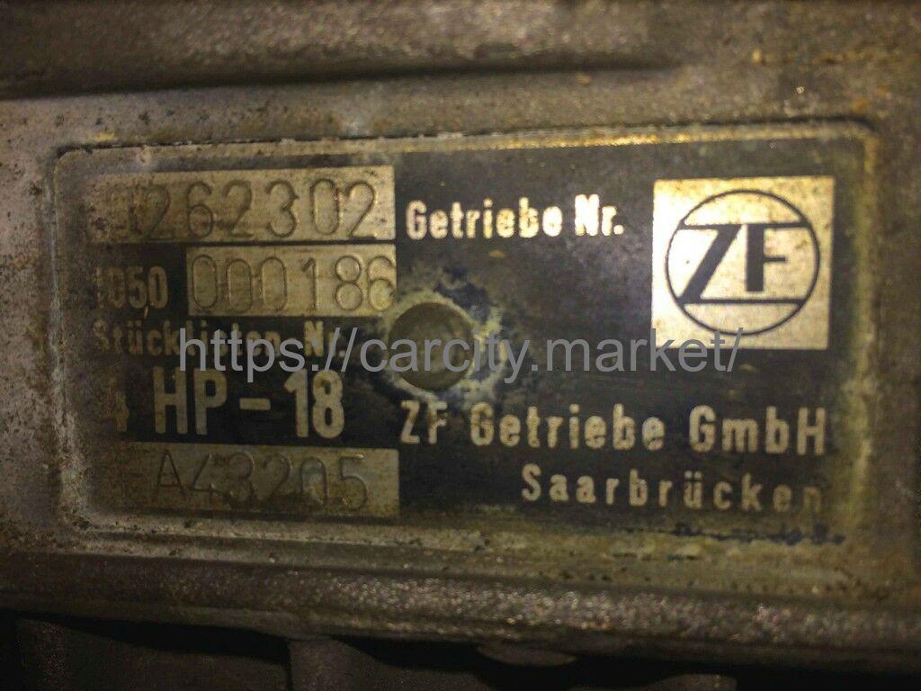 АКПП FA43205 4HP18 SAAB 9000