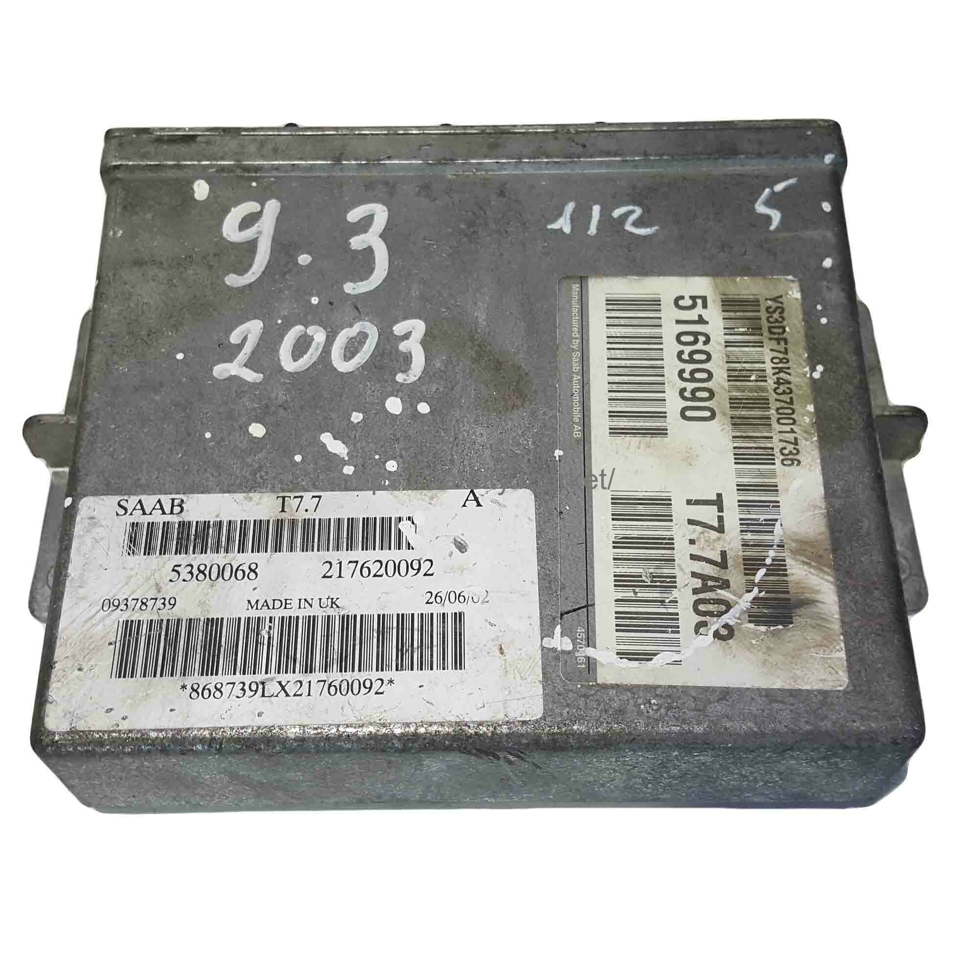 Электронный блок управления 5169990 SAAB 9-3 купить в Карсти Маркет