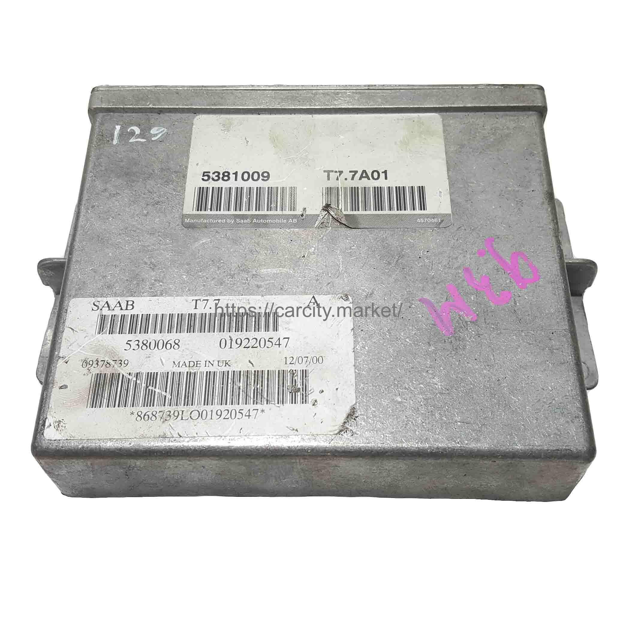 Электронный блок управления 5381009 SAAB 9-3 купить в Карсти Маркет
