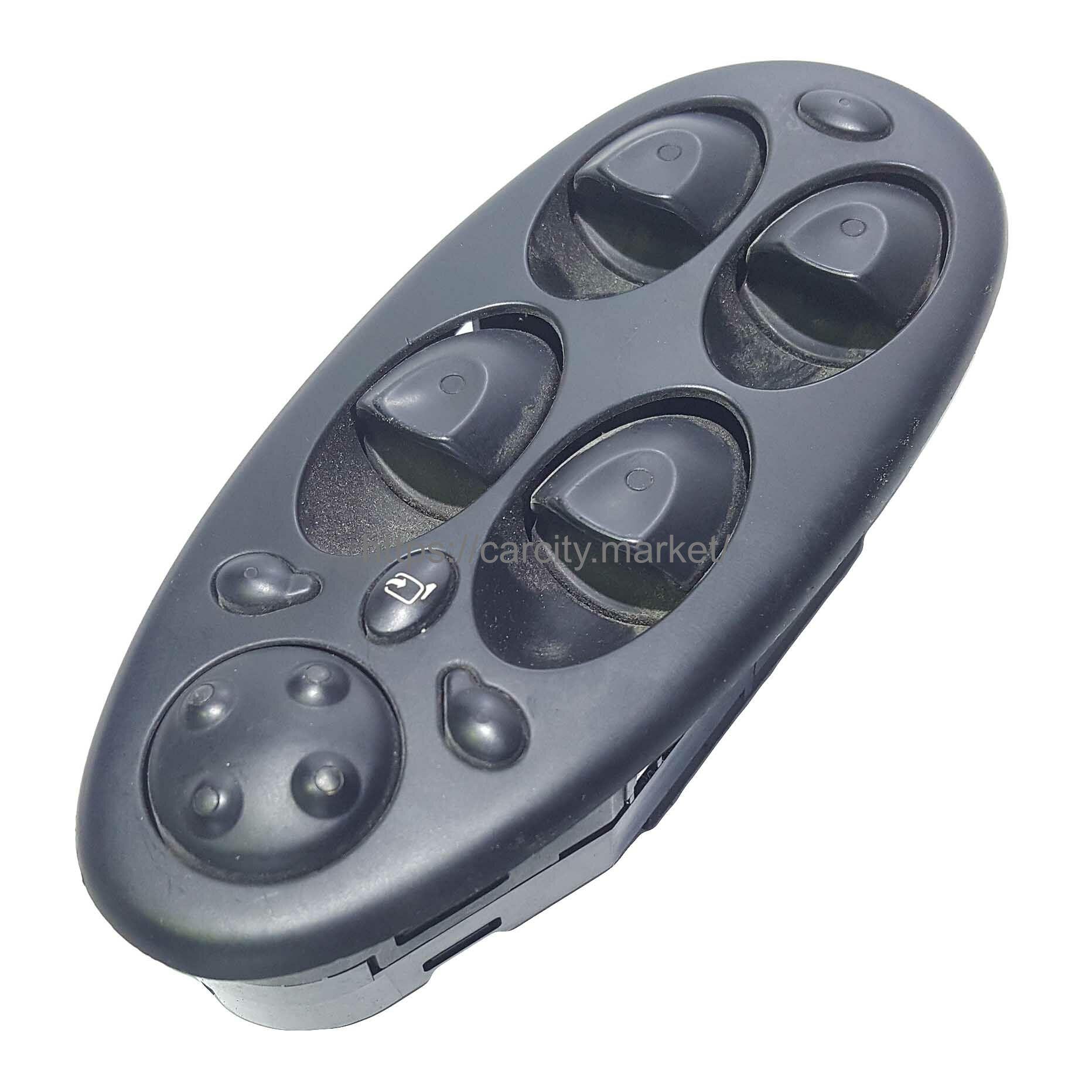Кнопки стеклоподъемников Rover75 купить в Карсти Маркет
