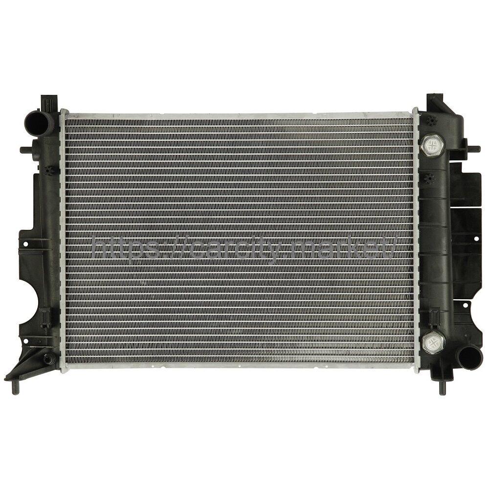 Радиатор охлаждения SAAB 900/9-3 STELLOX купить в Карсти Маркет